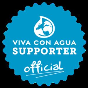 Viva con Agua Supporter